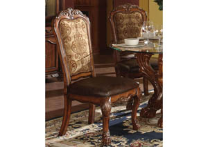 Dresden Cherry Oak Side Chair (Set of 2)