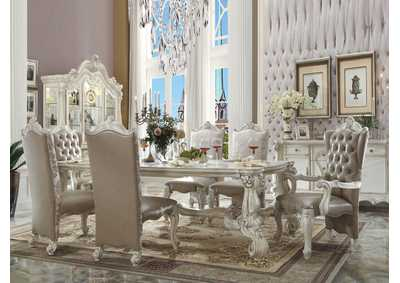 Versailles Bone White Dining Table