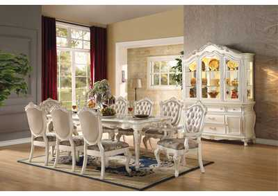 Image for Chantelle Pearl White China Cabinet