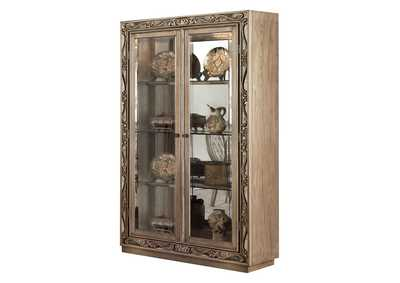 Orianne Antique Gold Curio