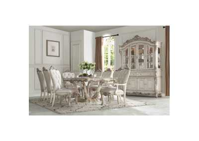 Image for Gorsedd Antique White Dining Set