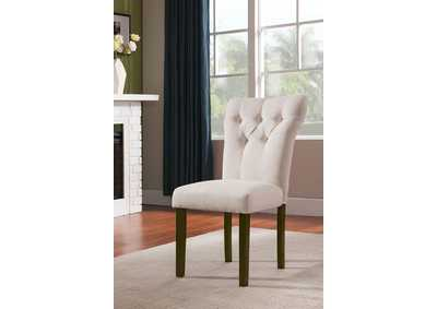 Effie Beige Side Chair