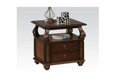 Image for Amado Walnut End Table