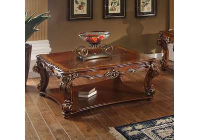 Vendome Cherry Rectangular Coffee Table