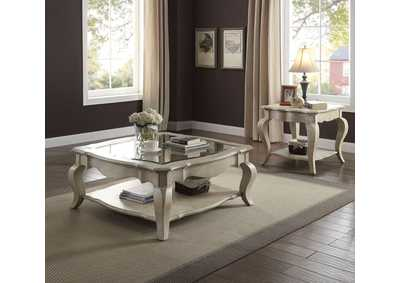 Chelmsford Antique Taupe Coffee Table