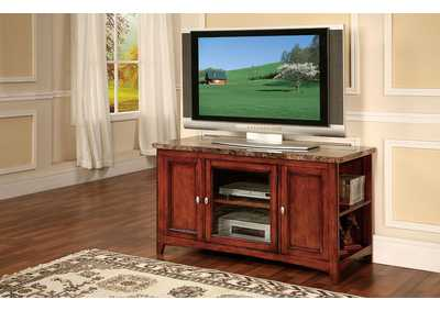 Image for Finely Cherry TV Stand