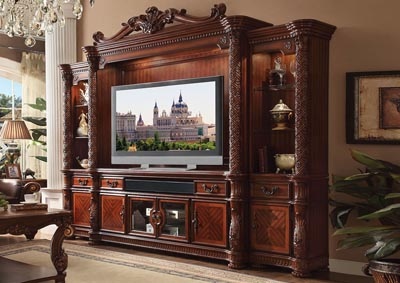 Vendome II Cherry TV Console
