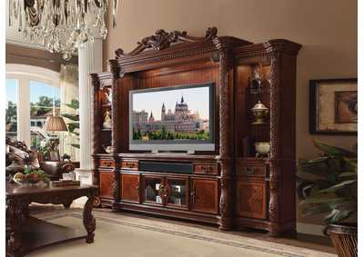 Vendome II Cherry Entertainment Center
