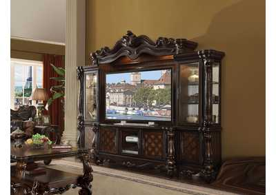 Image for Versailles Cherry Oak Entertainment Center