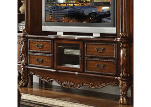 Dresden Cherry Oak TV Console