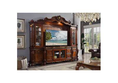 Image for Picardy Cherry Oak Entertainment Center