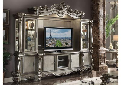 Image for Versailles Antique Platinum Entertainment Center