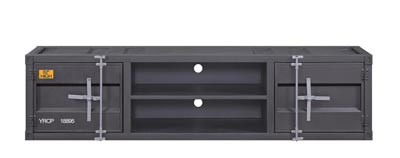Image for Cargo Gunmetal TV Stand