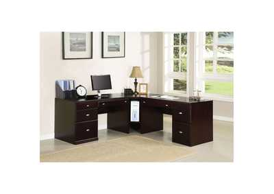 Image for Cape Espresso Computer Desk
