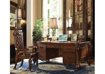 Vendome Cherry Executive Desk