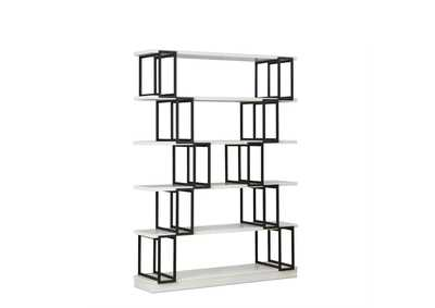 Image for Verne Quick Silver Bookcase