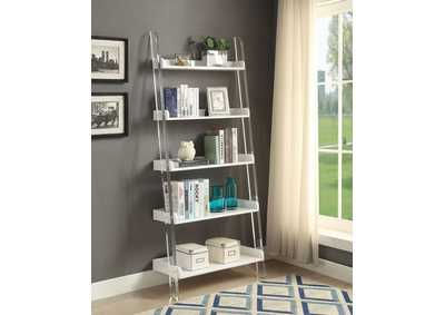 Martinus White Bookcase