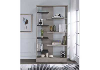 Image for Magna Gray Bookshelf