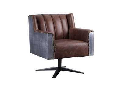 Brancaster Brown Office Chair
