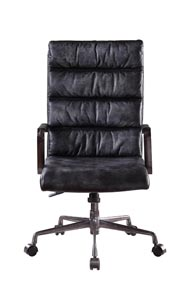 Jairo Black Office Chair
