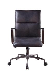 Indra Onyx Black Office Chair