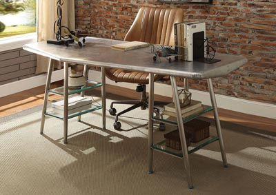 Image for Brancaster Aluminum Desk