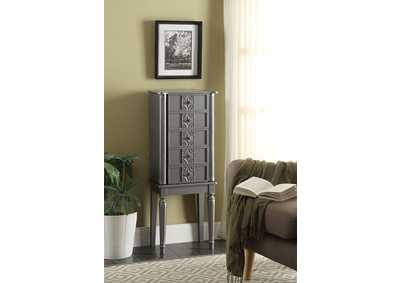 Tammy Silver Jewelry Armoire