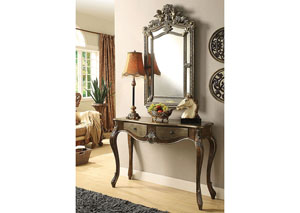 Kelsey Bronze Accent Mirror
