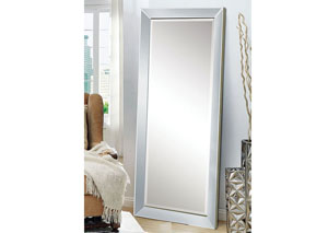 Lena Silver Accent Mirror