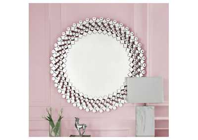 Image for Kachina Mirrored Wall Decor