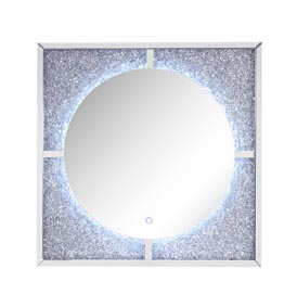 Image for Nowles Mirrored Wall Decor (LED)