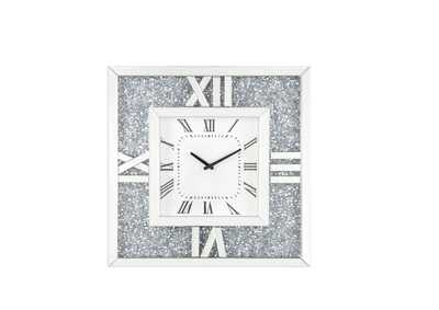 Noralie Mirrored Wall Clock