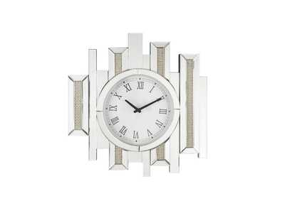 Image for Lavina Mirrored Wall Clock