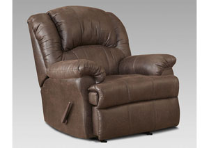 Image for Tucson Sable Rocker Recliner