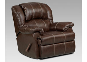 Image for Brandon Brown Rocker Recliner