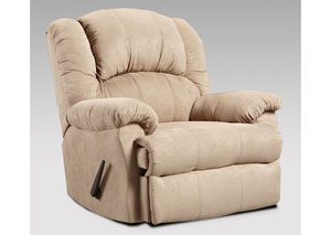 Image for Sensationas Camel Rocker Recliner