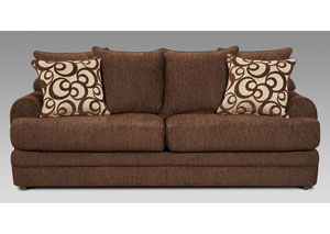 Image for Walnut Sofa