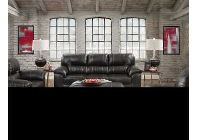 Image for Austin Black Sleeper Sofa