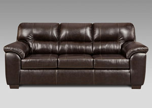 Image for Austin Chocolate Sofa