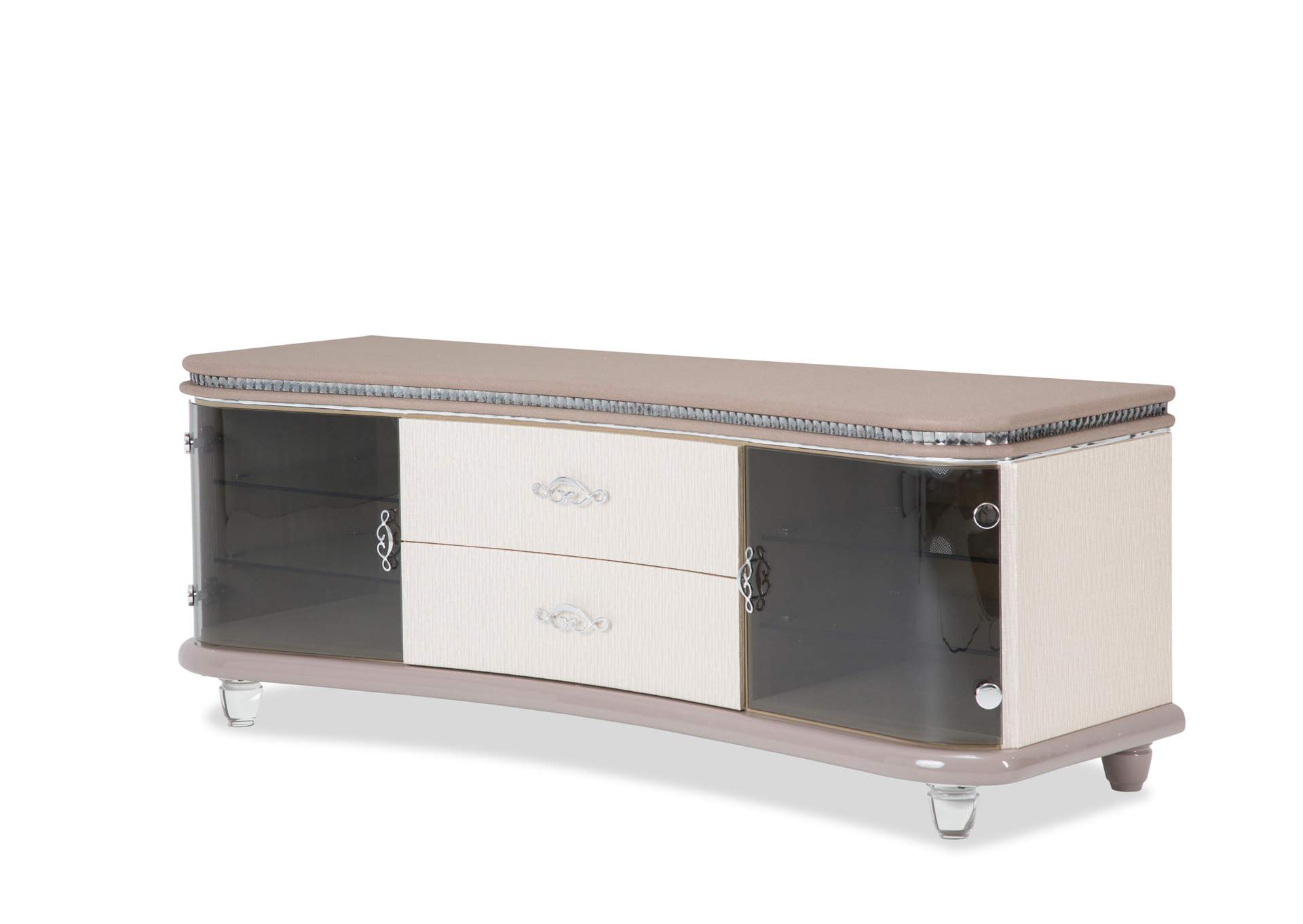 Overture Cristal Entertainment Console w/o Docking Station,AICO