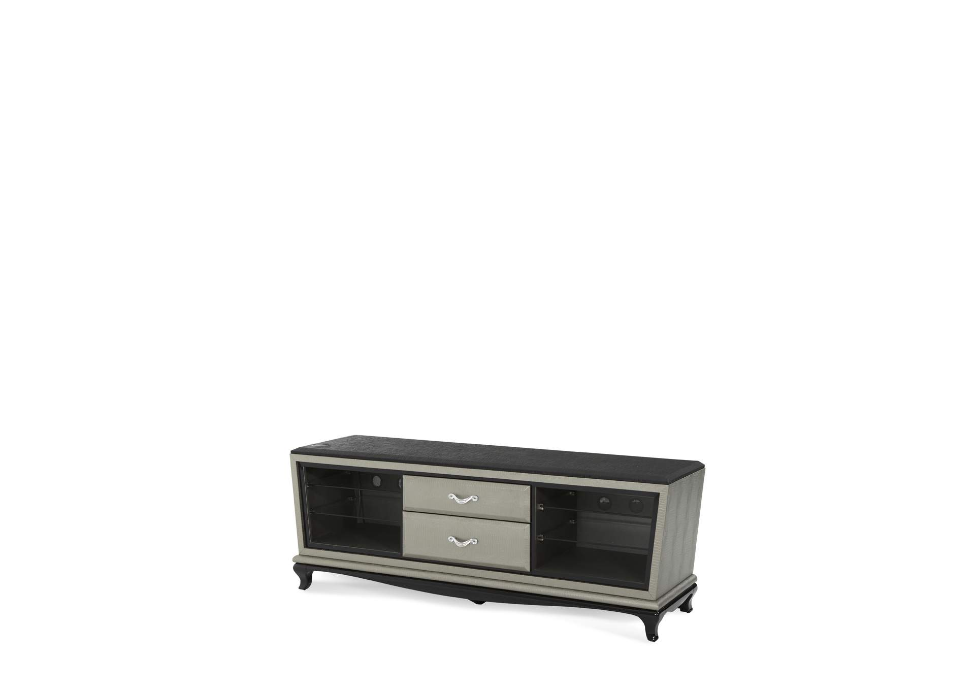 After Eight Titanium Entertainment Console,AICO