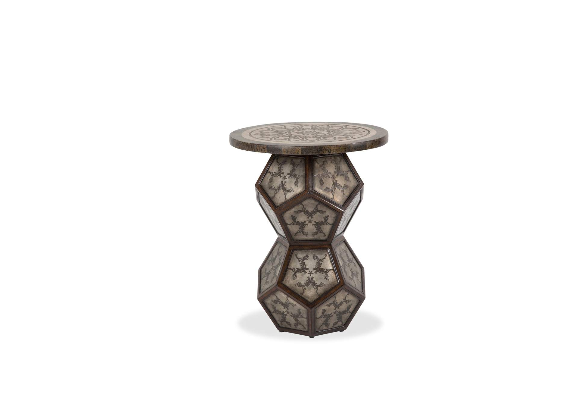v watts furniture discoveries accent table