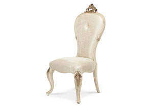 Platine de Royale Champagne Upholstered Side Chair (Set of 2)