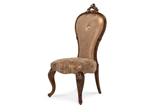 Platine de Royale Espresso Side Dining Chair