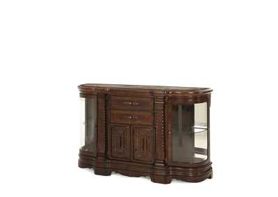 Windsor Court Vintage Fruitwood Sideboard