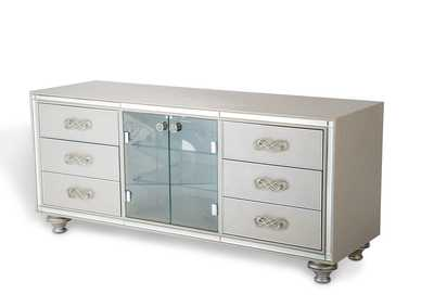 Bel Air Park Champagne TV Console