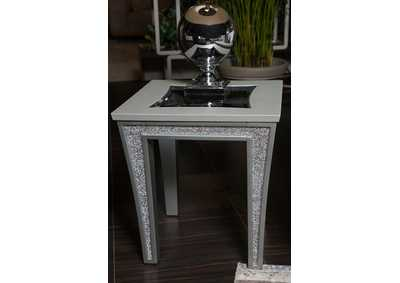 Scotts Square Platinum End Table