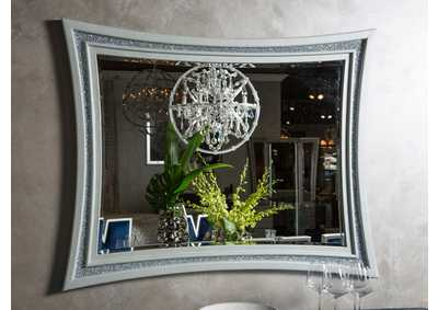Scotts Square Platinum Wall Mirror