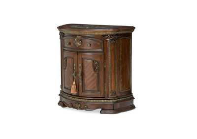 Image for Bella Veneto Cognac Nightstand