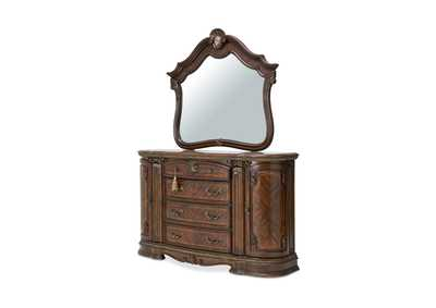 Image for Bella Veneto Dresser & Mirror